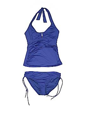 Calvin Klein Two Piece Swimsuit Size XS