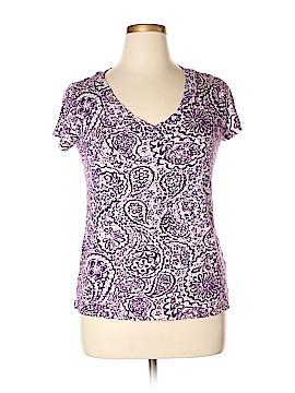 Nicole Miller New York Short Sleeve T-Shirt Size XL