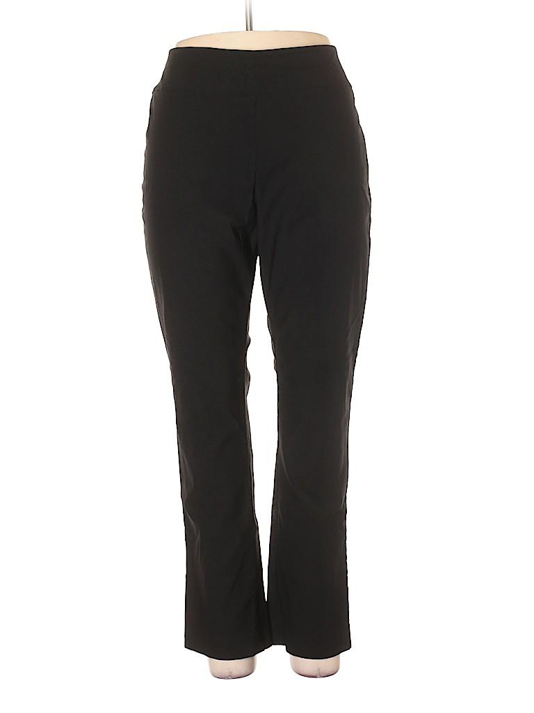 Nic + Zoe Women Dress Pants Size 16