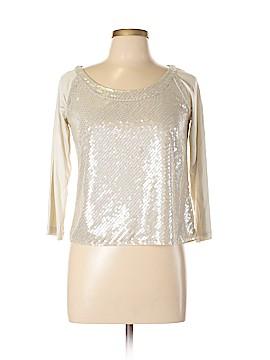 Talbots Long Sleeve Blouse Size 10 (Petite)
