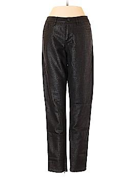 Elie Tahari Faux Leather Pants 26 Waist