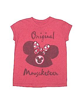 Disney Store Short Sleeve T-Shirt Size 7 - 8