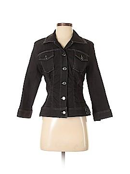 Donna Degnan Denim Jacket Size 4