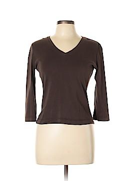 Saint Tropez West 3/4 Sleeve T-Shirt Size M