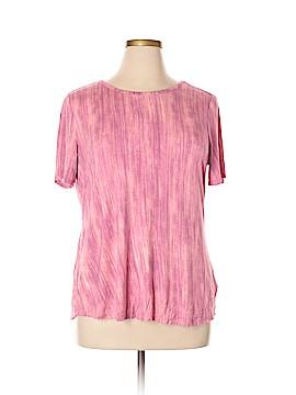 Lisa Rinna Short Sleeve T-Shirt Size L