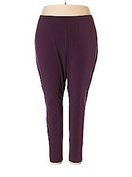 Liz & Me Casual Pants Size 3X (Plus)