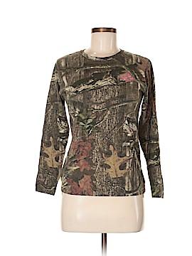 Mossy Oak Long Sleeve T-Shirt Size M