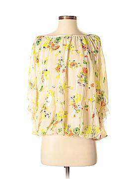 City Chic Short Sleeve Blouse Size XS (Plus)