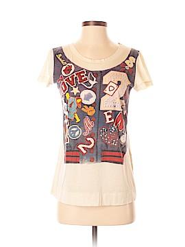 Love Moschino Short Sleeve T-Shirt Size 4