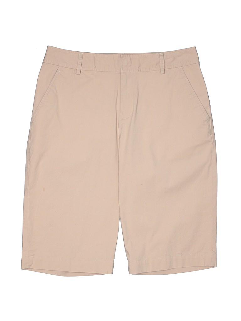 Lauren by Ralph Lauren Women Khaki Shorts Size 4