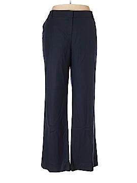 Boden Wool Pants Size 18 Long (Plus)