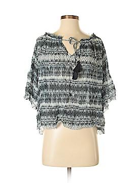 Love Sam Short Sleeve Button-Down Shirt Size XS