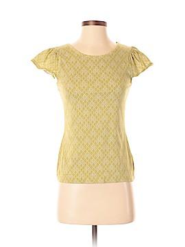 Banana Republic Short Sleeve Blouse Size XS