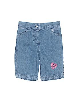Miniwear Denim Shorts Size 12 mo