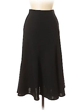 Teri Jon by Rickie Freeman Wool Skirt Size 4