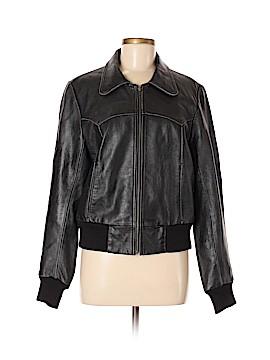 RBX Leather Jacket Size M