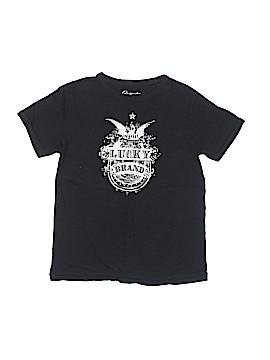 Lucky Brand Short Sleeve T-Shirt Size 7