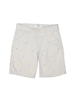 OshKosh B'gosh Khaki Shorts Size 6X