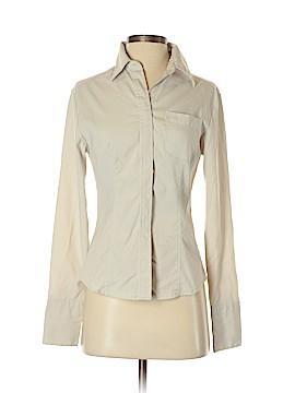 Express Long Sleeve Button-Down Shirt Size 3 - 4