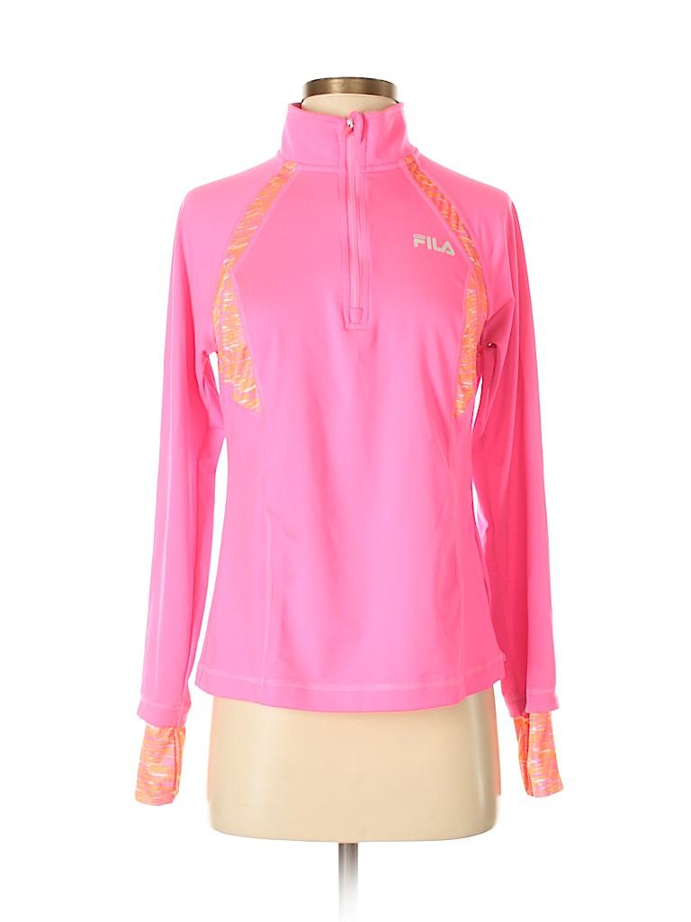 Fila Sport Women Track Jacket Size S