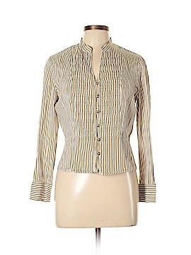 Jones New York Long Sleeve Blouse Size L (Petite)