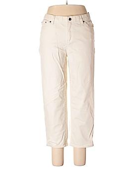 Liz Claiborne Jeans Size 12 (Tall)