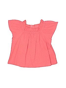 Uniqlo Short Sleeve Blouse Size 110 (CM)