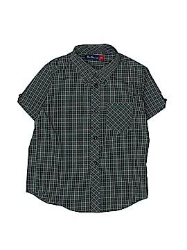 Ben Sherman Short Sleeve Button-Down Shirt Size 2 - 3