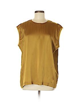 All Saints Short Sleeve Blouse Size 6