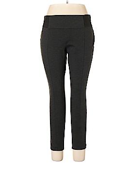 Daisy Fuentes Casual Pants Size XL (Petite)