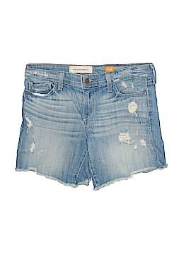 Pilcro and The Letterpress Denim Shorts Size 25