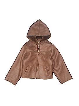 Ugg Australia Faux Leather Jacket Size 2T