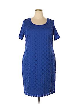 Ronni Nicole Casual Dress Size 1X (Plus)