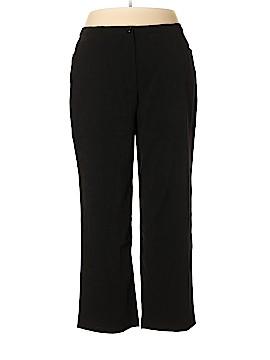 Susan Graver Casual Pants Size XXL