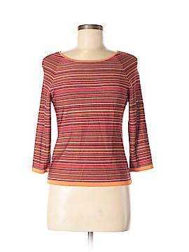 Linda Allard Ellen Tracy Silk Pullover Sweater Size S (Petite)