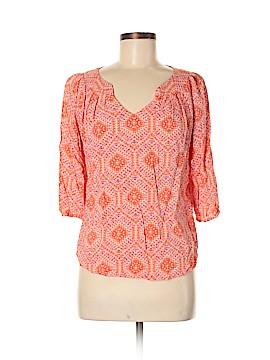 Ezra 3/4 Sleeve Blouse Size M