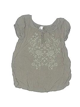 Cherokee Short Sleeve Top Size 6