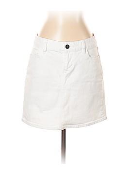 J. Crew Factory Store Denim Skirt Size 4
