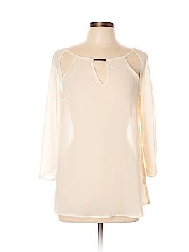 Love Culture 3/4 Sleeve Blouse Size L