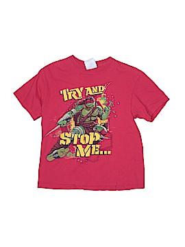 Teenage Mutant Ninja Turtles Short Sleeve T-Shirt Size 7 - 8