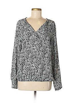 Ann Taylor LOFT Long Sleeve Blouse Size M