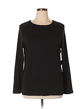Stylus Long Sleeve T-Shirt Size 1X (Plus)
