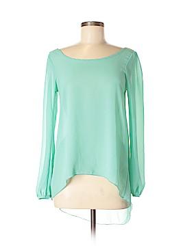 Windsor Long Sleeve Blouse Size S