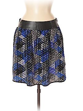 Luna Silk Skirt Size M