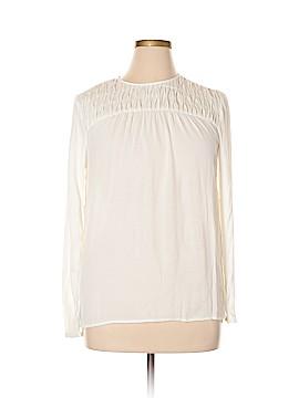 J.jill Long Sleeve Blouse Size M