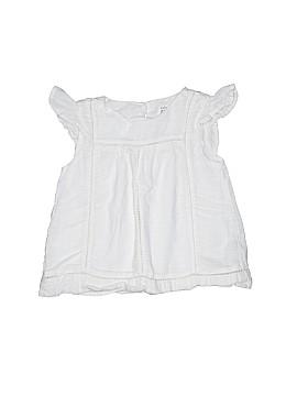 Baby Gap Short Sleeve Blouse Size 3