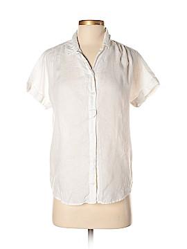 J.jill Short Sleeve Button-Down Shirt Size XS