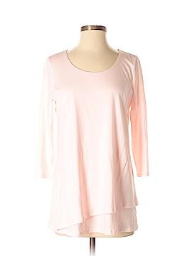 Purejill 3/4 Sleeve T-Shirt Size XS
