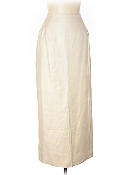 Maggy London Silk Skirt Size 10