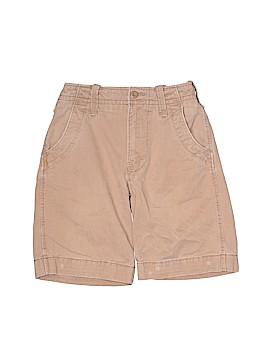 First Wave Khaki Shorts Size 8